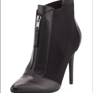 CHARLES BY CHARLES DAVID MIXED MEDIA BOOTIE 9.5